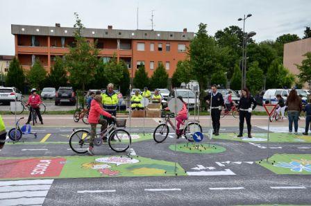 2016-05-13 Prove Ciclistiche su Telone Stradale