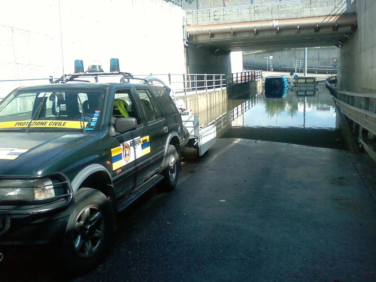 Esondazione a Rimini
